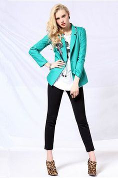 2012 New Style Green Suit With Sequin