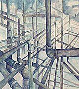 Armilla, watercolor by Colleen Corradi Brannigan (from Citta Invisibili)