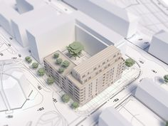 Gallery of Riksbyggen and Sweco Architects Win Competition for Wooden Mixed-Use Development in Gothenburg - 2