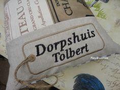 Pipa Greenström      Hobby handwerk uut de Noordkop: Dorpshuis Tolbert