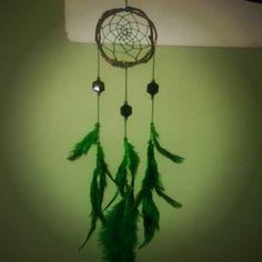 My precious Emerald #DreamCatcher