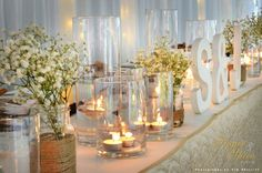Rustic vintage wedding with hessian, lace and fairylights.  Sugar & Spice Events - Gold Coast Wedding Decorator and stylist. www.sugarandspiceevents.com.au