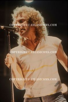 FOREIGNER, LIVE, 1982, NEIL ZLOZOWER