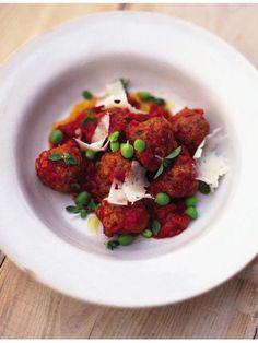 meatballs | Jamie Oliver | Food | Jamie Oliver (UK)#Beef Visit: http://explodingtastebuds.com/