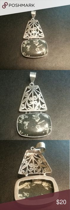 925 marked pendant No tarnishing  Will come with chain Jewelry Necklaces
