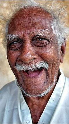 The Actor laughing - People Photos - Ideas of People Photos - East Indian man. I am the one who knows your trials and tribulations amount to nothing. Happy Smile, Smile Face, Make Me Smile, Happy Art, Smiling People, Happy People, Smiling Faces, Happy Things, Smiles And Laughs