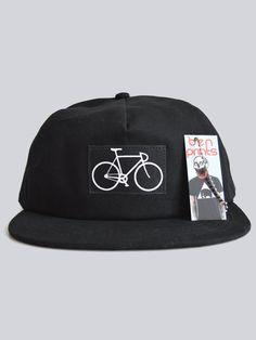 Bike Snapback, By Ben Prints On Etsy