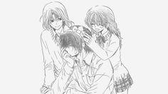 Soo-won, Hak, and Yona | Akatsuki no Yona AU