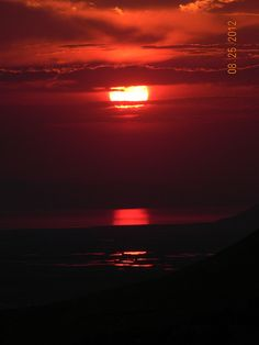 Utah sunset :) beyond perfect