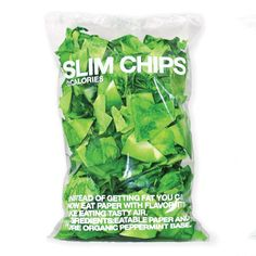 it's come to this: good idea or the beginning of the end? Slim Chips by Hafsteinn Juliusson - Dezeen