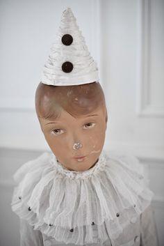 SALE Gorgeous antique and very unique child mannequin