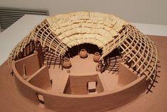REVISTA DIGITAL APUNTES DE ARQUITECTURA: Tecnologias tradicionales que trascienden el tiempo Bamboo Architecture, Vernacular Architecture, Concept Architecture, Ancient Architecture, Architecture Design, Historical Architecture, Bamboo Building, Natural Building, Bamboo House Design