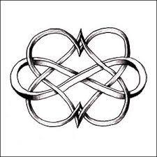 infinity heart tattoos - Google Search