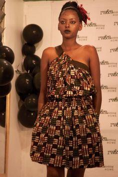 RWANDA CLOTHING FASHION SHOW 2014
