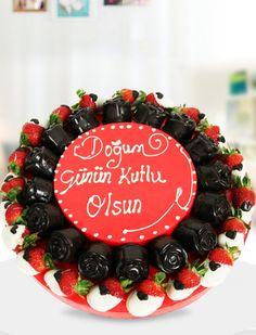 Pastalı doğum günü resimleri