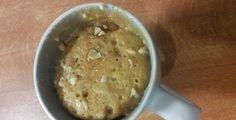 Recette mug cake beurre cacahuete