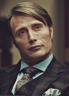 Mads & Hannibal — everynineyearsandthirtyfourdays: Hannibal Lecter...