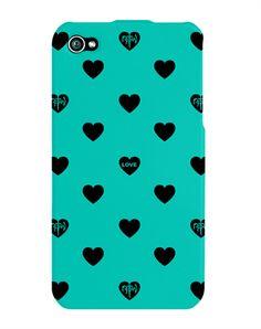 Jesus iPhone cases                                 NOTW Hearts iPhone 4/4S Full CasePhone Cases