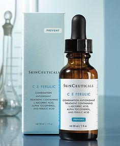 C E Ferulic Serum Review - It's like having Thanksgiving on your face.