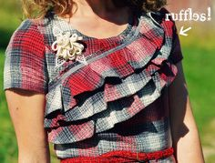 Nice sewing idea blog.  lots of reworking of things to make them cool!!