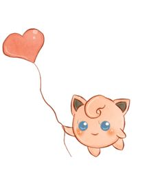 Such an adorable JigglyPuff!
