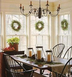 Common Ground: Vintage Inspiration Friday # 13 What's inspiring my decor this Christmas