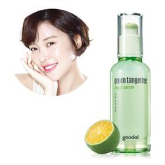 Goodal Jeju Island Green Tangerine Moist Serum 50ML 1.69oz Clio Korea Cosmetics  #GoodalClioKBeautyKDRAMA