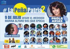 """Tucumán se prepara para vivir la independencia en """"La Peña Patria"""""""