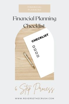 Learn how to set up your own financial plan in six steps. #personalfinance #money #finance #moneymanagement #financialplanning Financial Goals, Financial Planning, Money Tips, Money Saving Tips, Saving For Retirement, Investing Money, Starting Your Own Business, Money Matters, Finance Tips