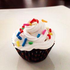 Mini cupcake colorín, mi favorito