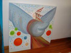 Pintado pela Filipa a oleo