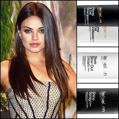 Style Steal – Mila Kunis  She's been voted the sexiest woman in the world in this year's poll by FHM and we can totally see why! Recreate Mila's signature sleek and smooth locks by using label.m Honey & Oat Shampoo and Conditioner, label.m Sleek Blow Out Cream and label.m Shine Spray.
