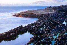 Doolin cliffs at the evening sun Evening Sun, Ireland, Water, Outdoor, Gripe Water, Outdoors, Irish, Outdoor Games, The Great Outdoors