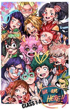 Boku No Hero Academia Funny, My Hero Academia Shouto, My Hero Academia Episodes, Hero Academia Characters, Hero Wallpaper, Cute Anime Wallpaper, App Wallpaper, Fanarts Anime, Anime Films