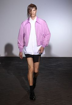 Raf Simons SS13 Mens Catwalk Show | F.TAPE | Fashion Directory