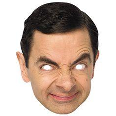 Mr Bean Face Mask – Modo Creations