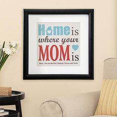 Heart Of The Home Framed Print