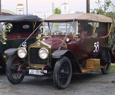"""1913, Minerva, 18/34 pk., geen andere vermelding mogelijk is dit """"type DD"""""""