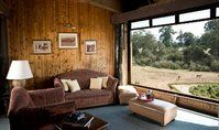 Serena Mountain Lodge In Mount Kenya Park - Lodge Overview