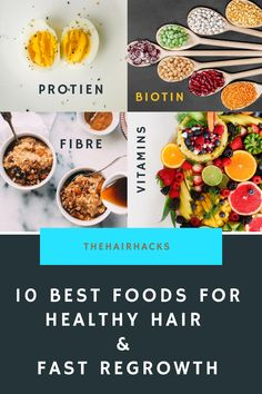 Will you believe if I say that you can get healthy hair by eating tasty food? Well, add some of these food items to your diet and check the results yourself. Our ultimate goal is healthy and beautiful looking hair, and eating a balanced diet for healthy hair is the simplest way to achieve it. #foodforhair #foodforhairgrowth #dietforhair #diet #dietfood #healthyhair #bestfoodforhair #dietforhairgrowth #hair #hairgrowth #bestdietforhair Grow Hair Back, How To Grow Your Hair Faster, Hair Growth Smoothie Recipes, Healthy Hair, Healthy Eating, Get Thicker Hair, Fast Hairstyles, Good Foods To Eat, Hair Growth Tips