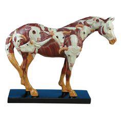 Cow Pony | trailofpaintedponies.com