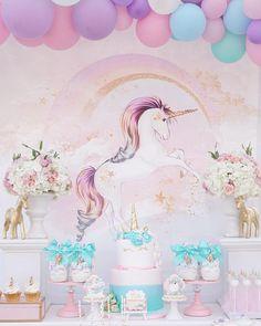 Magical Unicorn Birt
