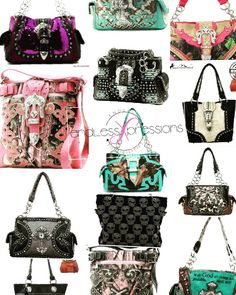 Purses that are eye candy!