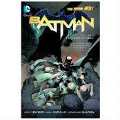 Batman Vol 01: The Court of Owls (N52) Hardcover Graphic Novel