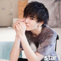 Star1 Magazine Facebook Update -  Sungjong