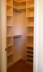 Image result for design idea small walk in wardrobe