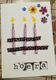 Birthday carf