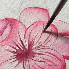 Texture Painting On Canvas, Abstract Painting Techniques, Watercolor Art Lessons, Watercolor Art Paintings, Mini Drawings, Art Drawings, Copic Marker Drawings, Mandala Art Lesson, Trending Art