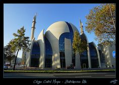 Cologne Central Mosque, Germany