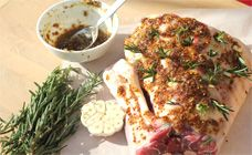 Slow Cooker Leg of Lamb - Australian